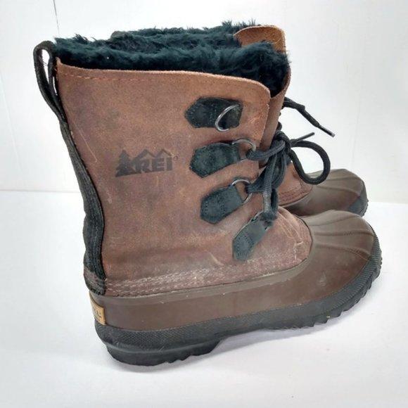 Sorel Rei Mens Size 9 Caribou Brown